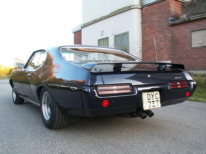 Ämne: Pontiac GTO -69 blower